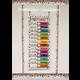 Confetti 14 Pocket Daily Schedule Pocket Chart Alternate Image B
