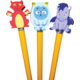 Whatsits Collectable Eraser Mystery Packs: Fantasy Friends - 5 Character Assortment Alternate Image A