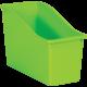 Lime Plastic Book Bin 6 Pack Alternate Image A
