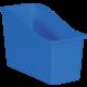 Blue Plastic Book Bin 6 Pack Alternate Image A