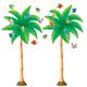 Tropical Trees Bulletin Board Display Set Alternate Image A