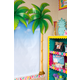 Tropical Trees Bulletin Board Display Set Alternate Image B