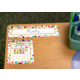 Confetti Flat Name Plates Alternate Image B