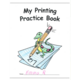 My Own Printing Practice Book Alternate Image A