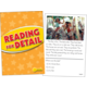 Reading for Detail Practice Cards Yellow Level Alternate Image A
