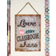 What I Love Most About My Classroom Positive Poster Alternate Image A