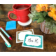 Shabby Chic Name Tags/Labels Alternate Image A