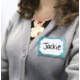 Shabby Chic Name Tags/Labels Alternate Image B