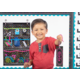Chalkboard Brights Magnetic Girls Pass Alternate Image A