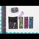 Chalkboard Brights Magnetic Girls Pass Alternate Image B