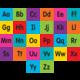 "Spot On Floor Markers Alphabet - 4"" Alternate Image A"