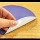 "Spot On Dry Erase Desktop Writing Spots Bright Circles 7"" Alternate Image C"