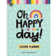 Oh Happy Day Lesson Planner Alternate Image E