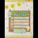 """Lemon Zest Bold Block 4"""" Letters Combo Pack Alternate Image B"""