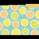 Lemon Zest File Folders Alternate Image C