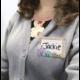 Rustic Bloom Name Tags/Labels - Multi-Pack Alternate Image B