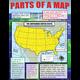 Basic Map Skills Poster Set Alternate Image C
