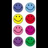 TCR1236 Happy Faces Mini Stickers