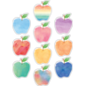 TCR5611 Watercolor Apples Accents
