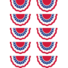 TCR5895 Patriotic Bunting Accents