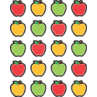 TCR5912 Dotty Apples Stickers