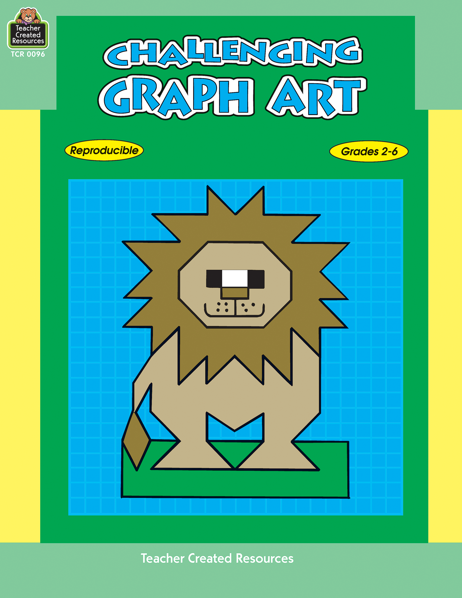 Challenging Graph Art TCR0096 – Teacher Created Resources Inc Worksheets Answers