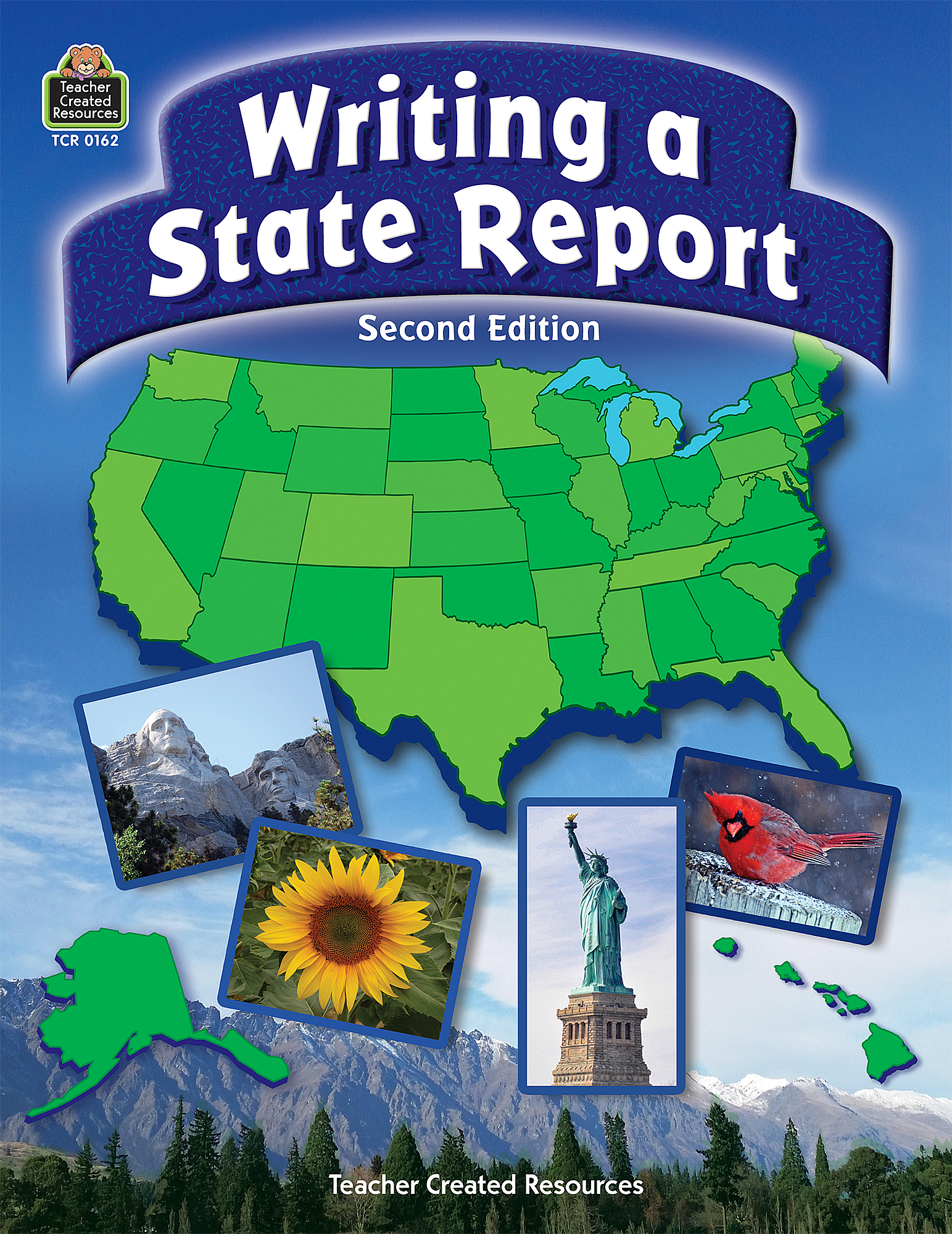 writing a state report book Buy a cheap copy of writing a state report book by john carratello includes materials to aid students in the research phase of report writing, such as library orientation, construction of bibliography materials, footnotes, notecards, and the use of reference materials.