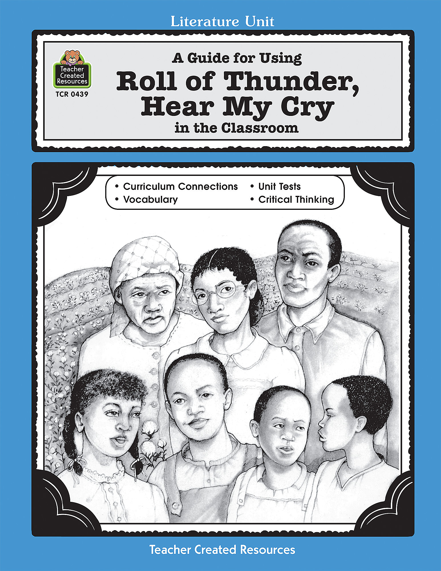 book review roll of thunder hear Roll of thunder, hear my cry (mildred d taylor) at booksamillioncom this unforgettable saga of racial tensions in the turbulent south has become a modern classic now on the 20th anniversary of its winning the newbery medal, roll of thunder, hear my cry is being reissued in a larger, digest.