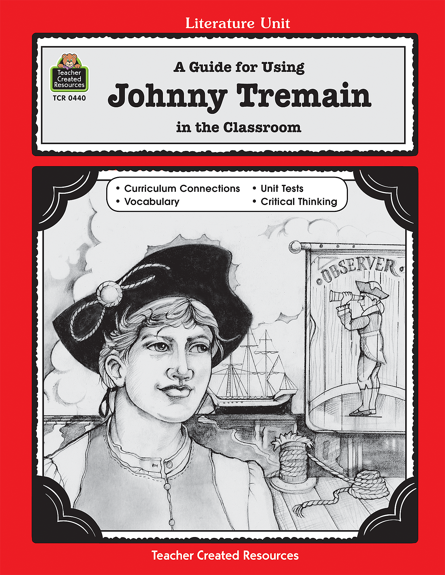 a review of the book johnny tremain Reviewed by glenn erickson as late as 1992 grade school kids were still reading the book johnny tremain, as can be seen in the simpsons' episode where bart's interest in reading improves after be.