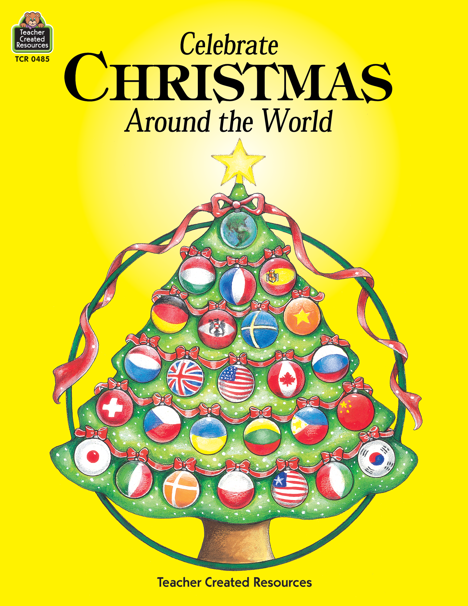 Celebrate Christmas Around The World - TCR0485