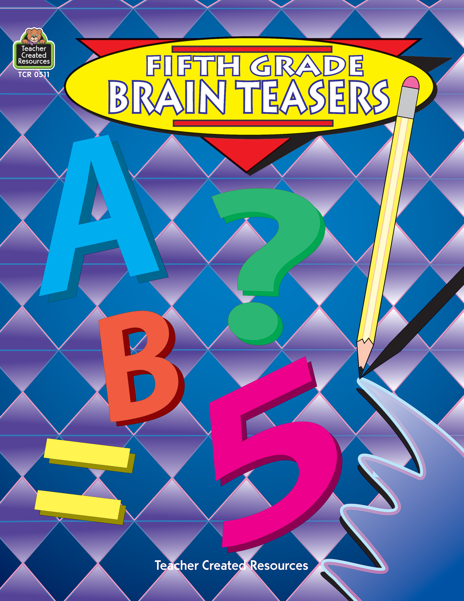 Fifth Grade Brain Teasers TCR0511 – Teacher Created Resources Worksheets