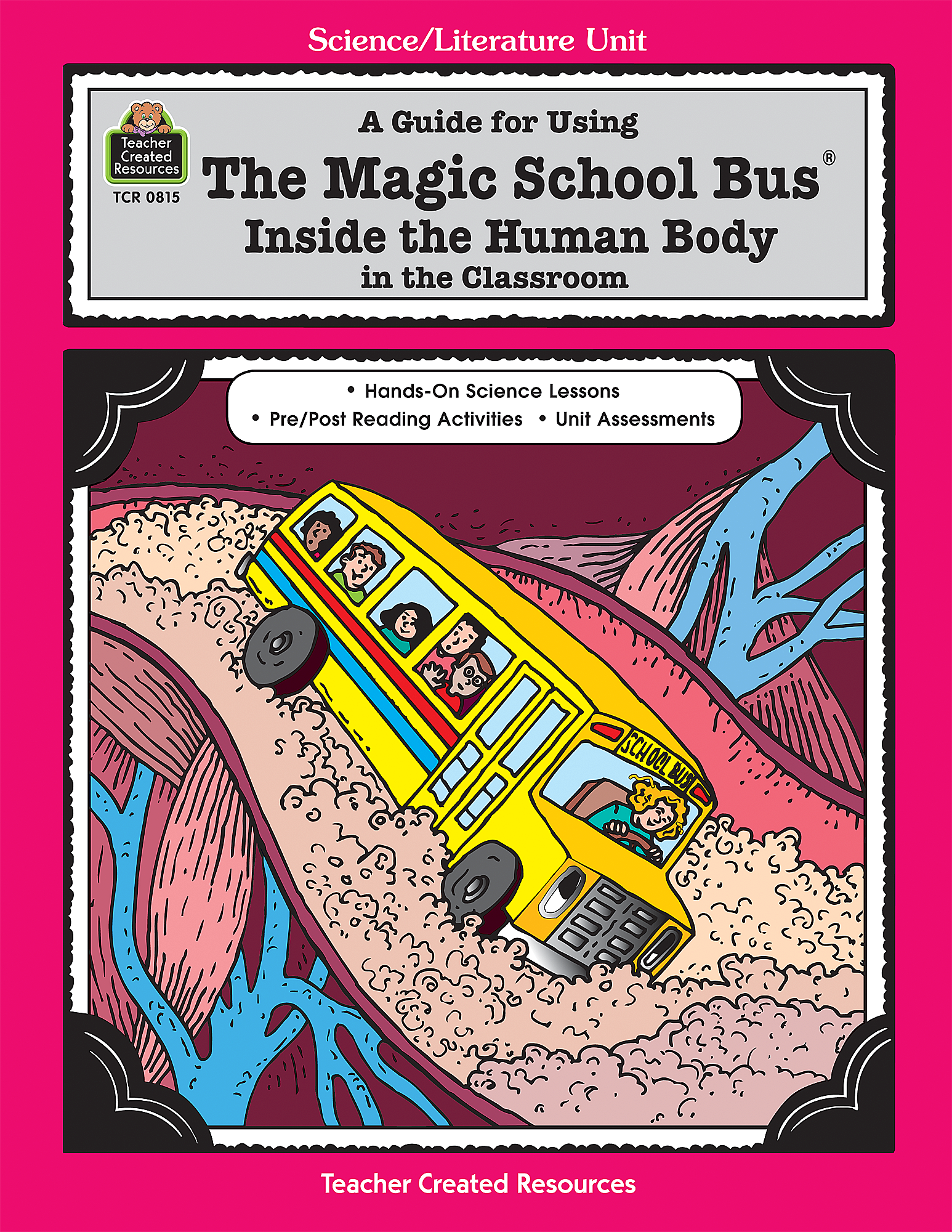 A Guide For Using The Magic School Bus R  Inside The Human