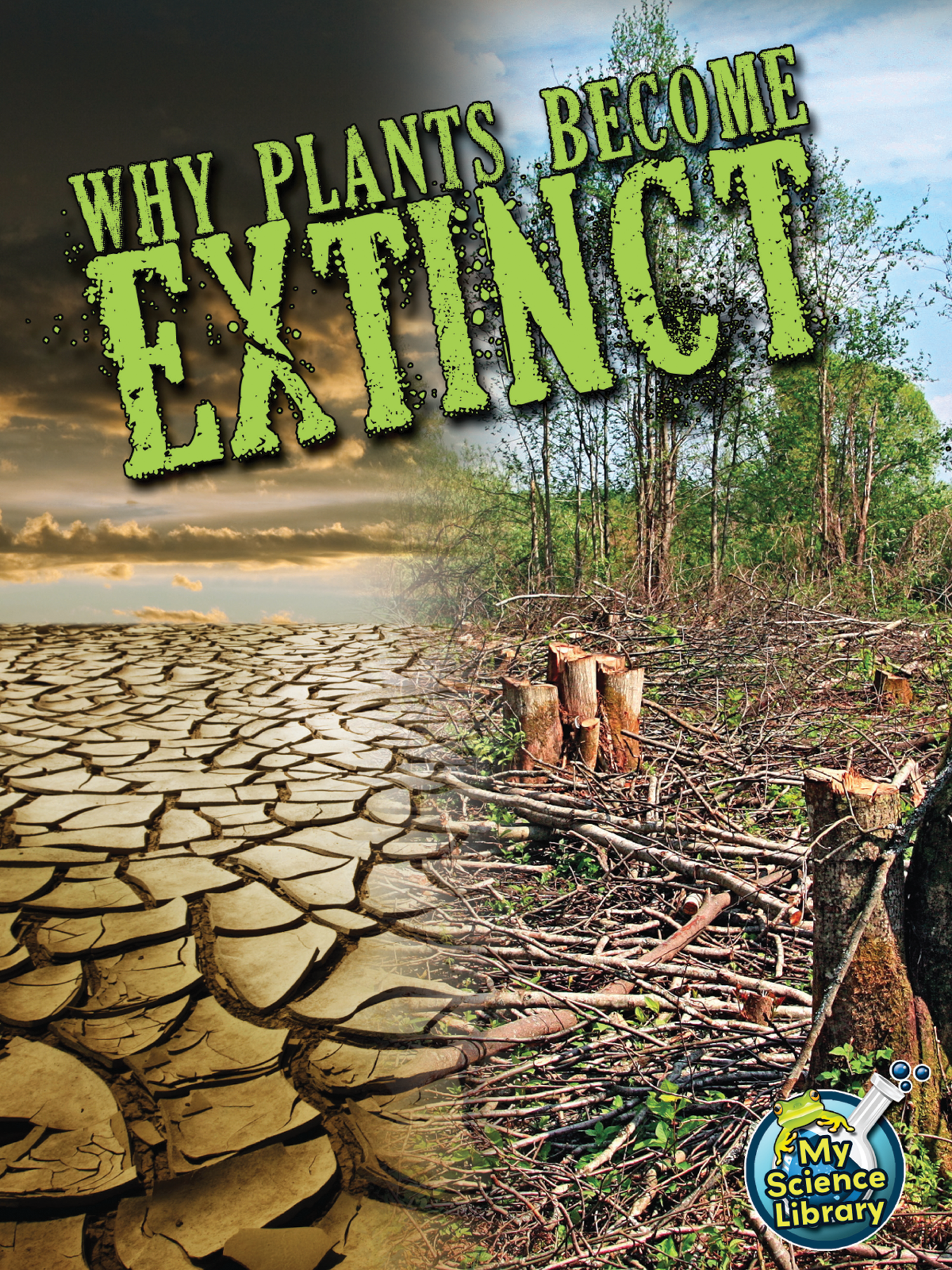 Why Plants Become Extinct Tcr102225 Teacher Created