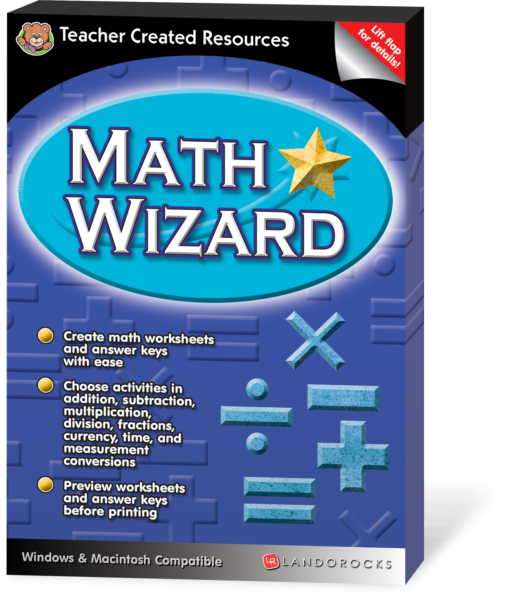 Math Wizard TCR1234 – Math Wizard Worksheets