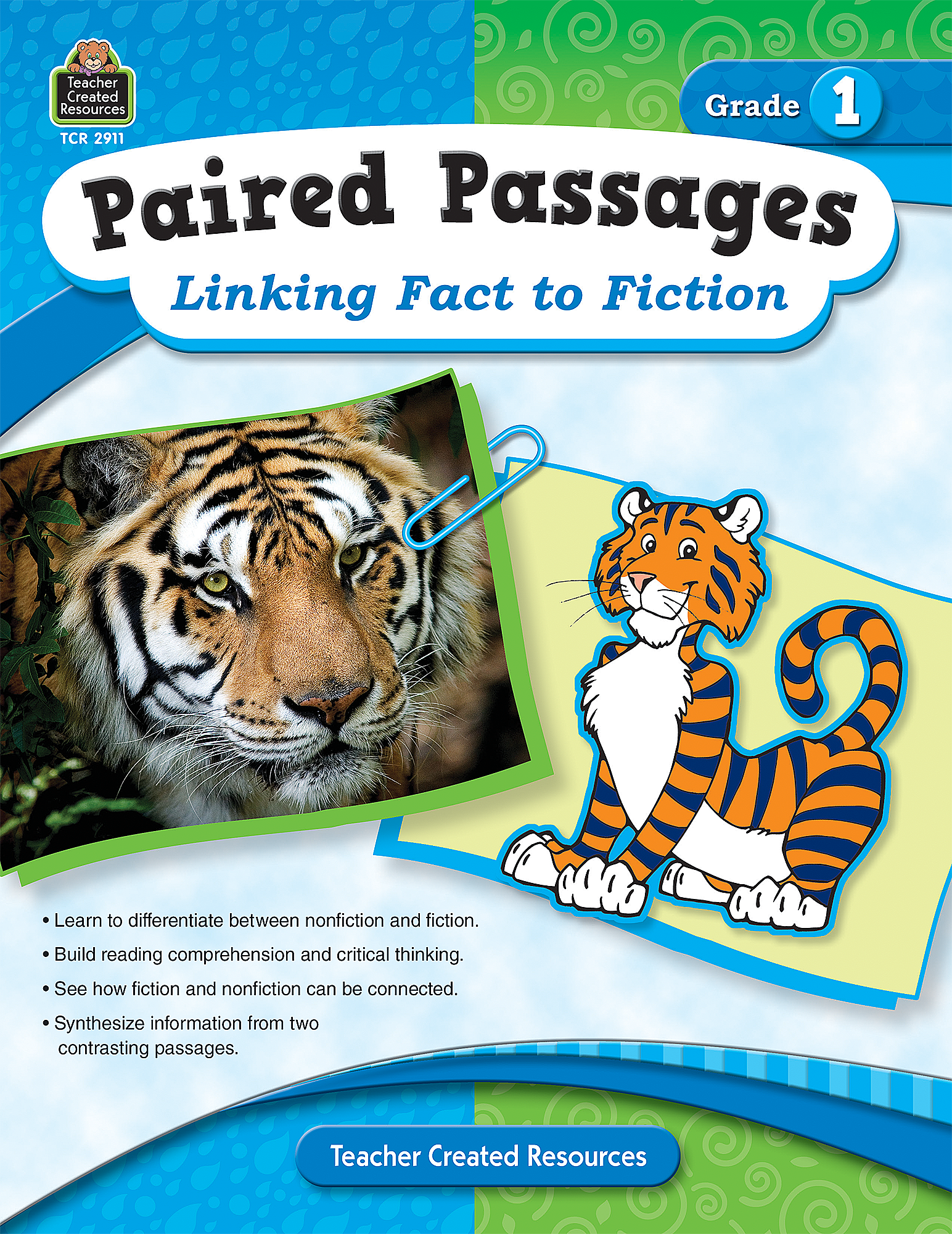 Books teacher created resources paired passages linking fact to fiction grade 1 fandeluxe Choice Image