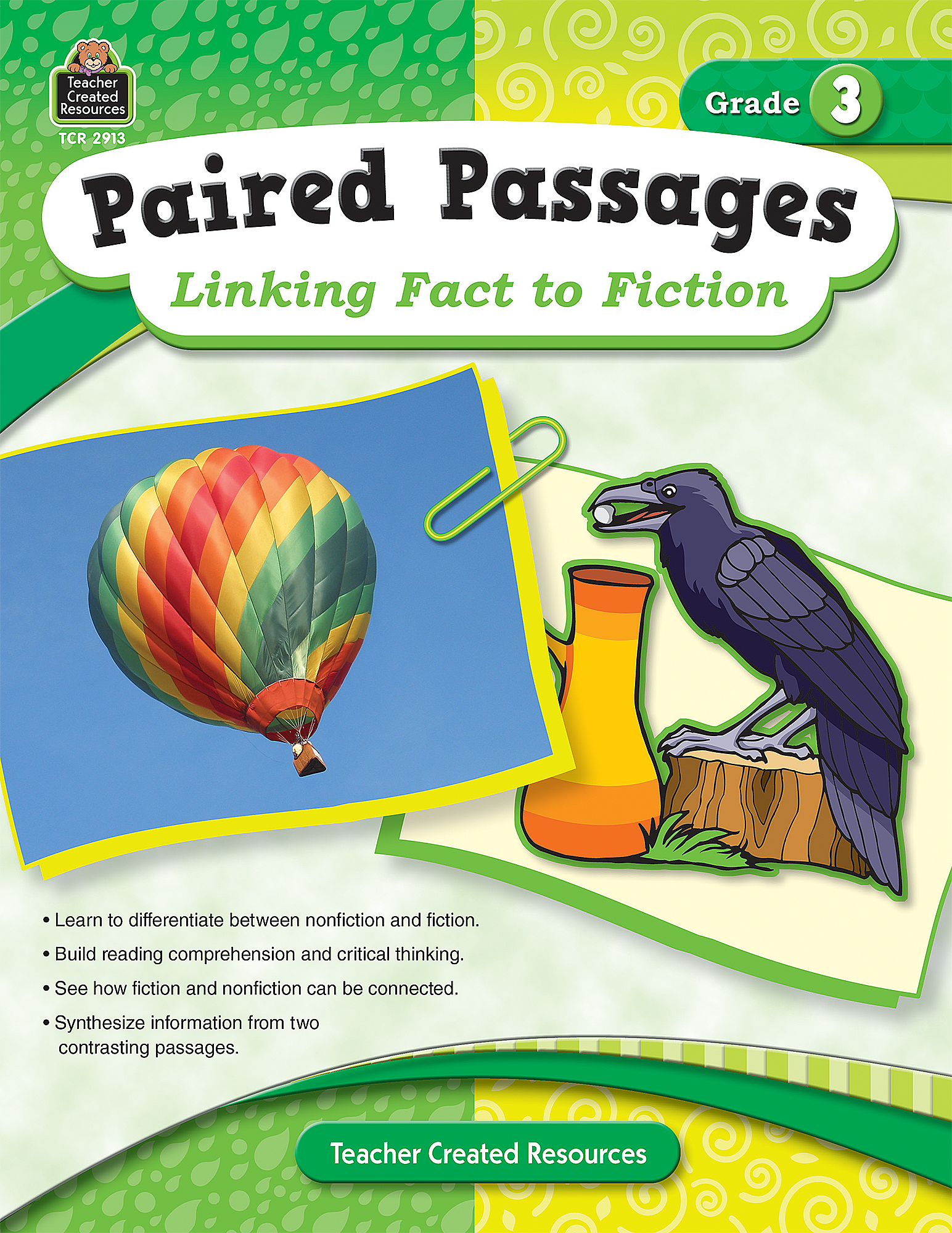 Compare and contrast reading passages 3rd grade free