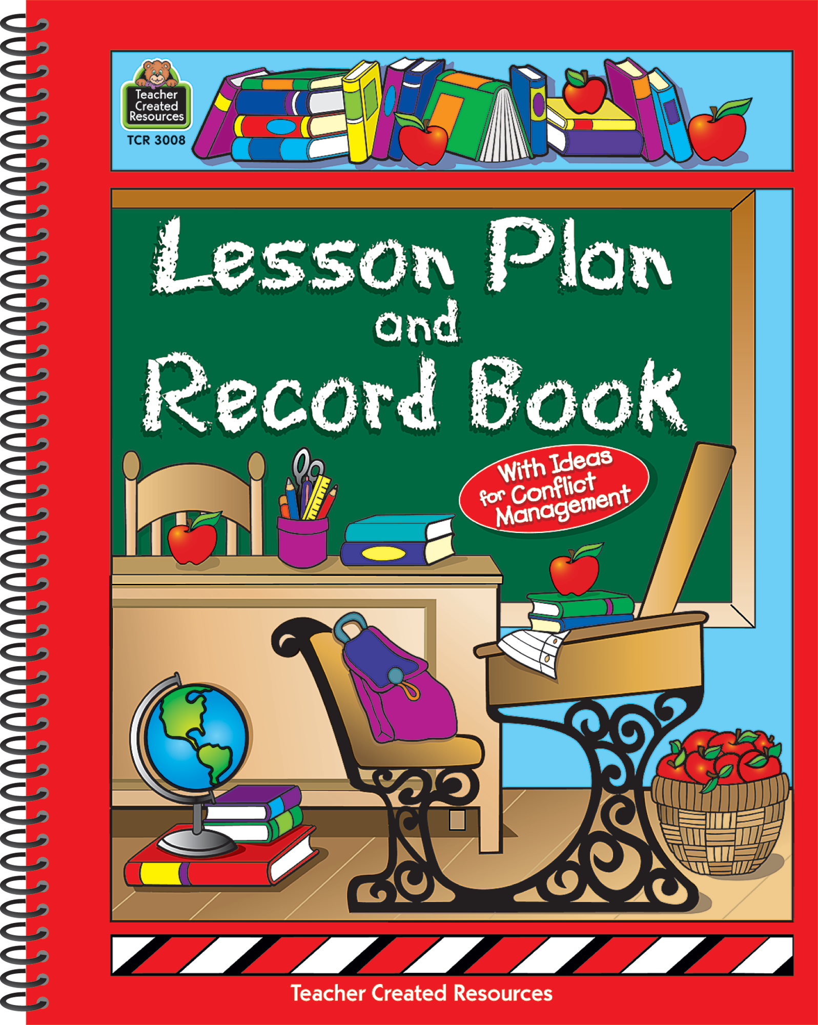 lesson plan and record book tcr3008 teacher created resources
