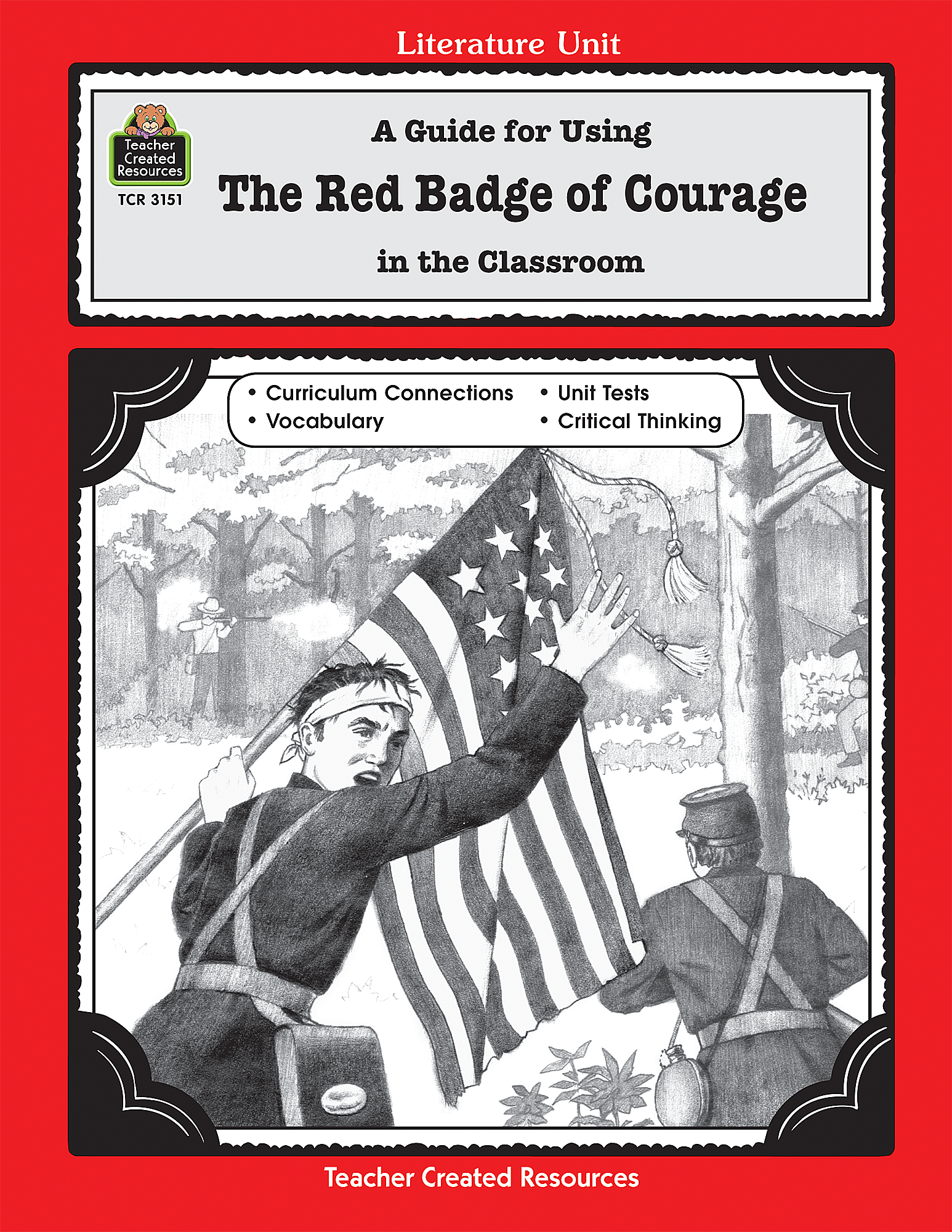 an analysis of the red badge of courage