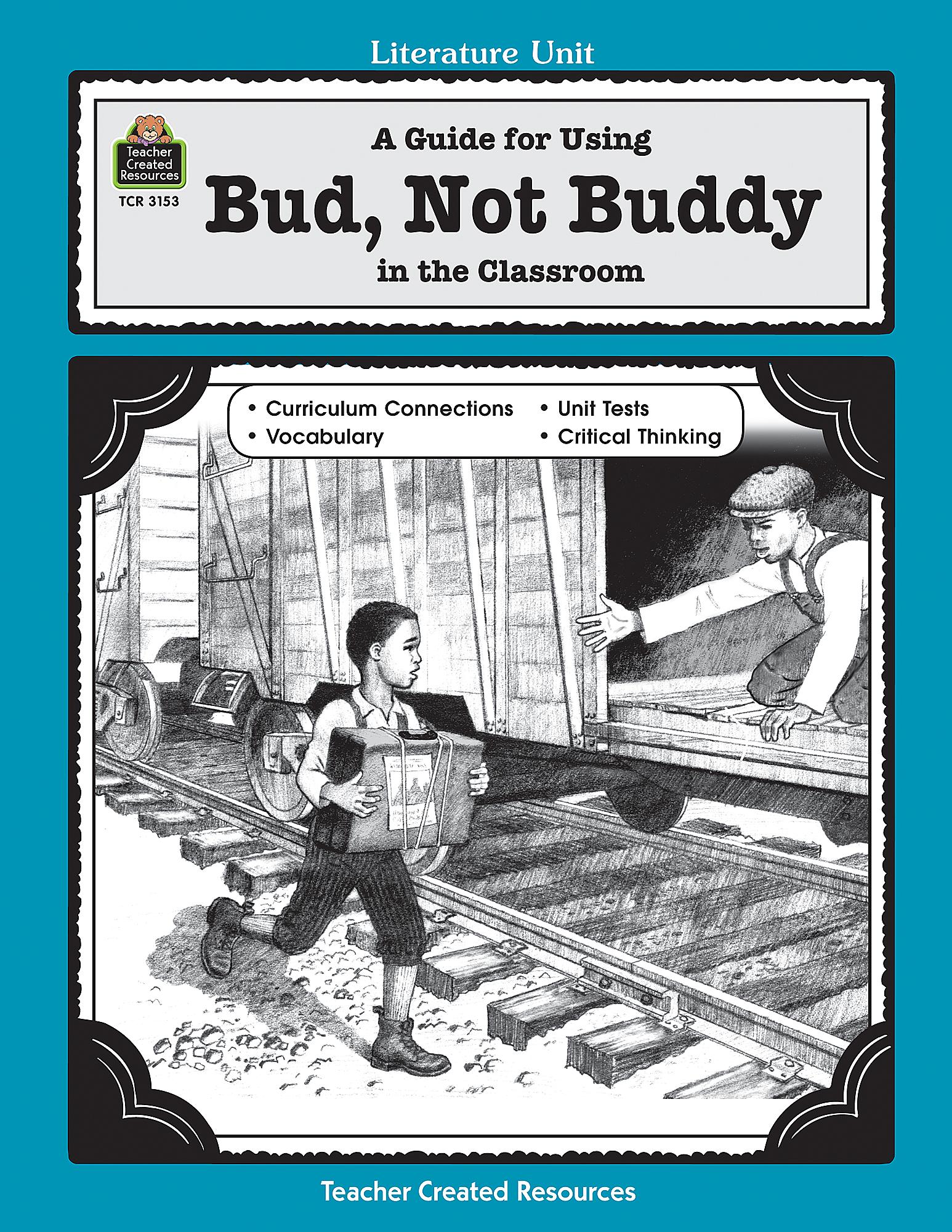 Bud not buddy summary and analysis
