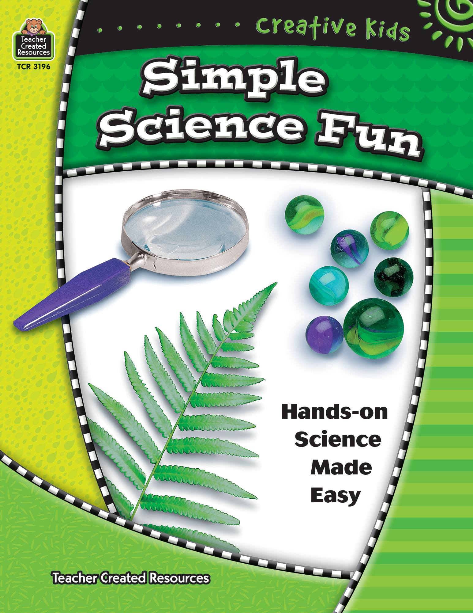 Creative kids simple science fun tcr3196 teacher for Creative simple
