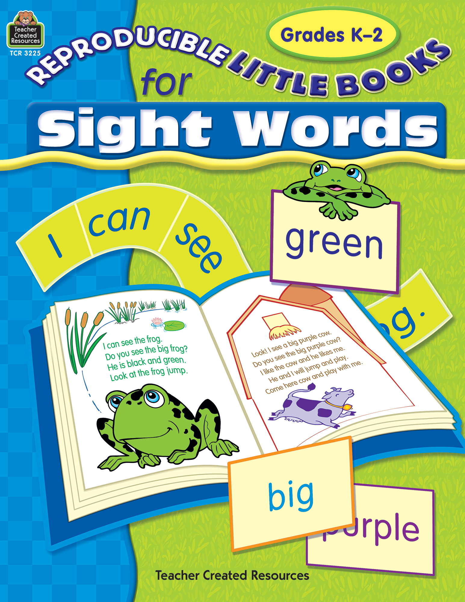 Reproducible Little Books for Sight Words - TCR3225 ...