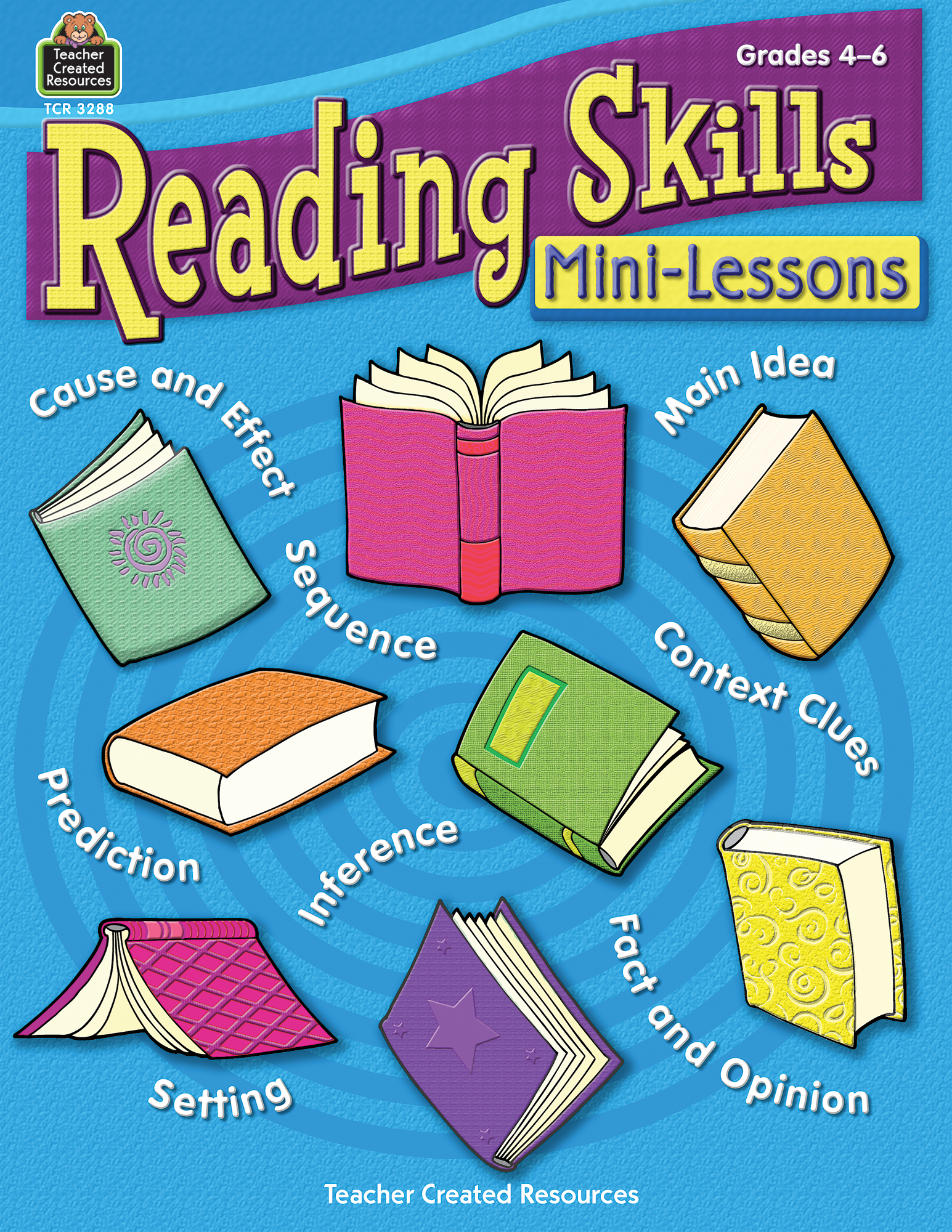 - Reading Skills Mini-Lessons - TCR3288 Teacher Created Resources