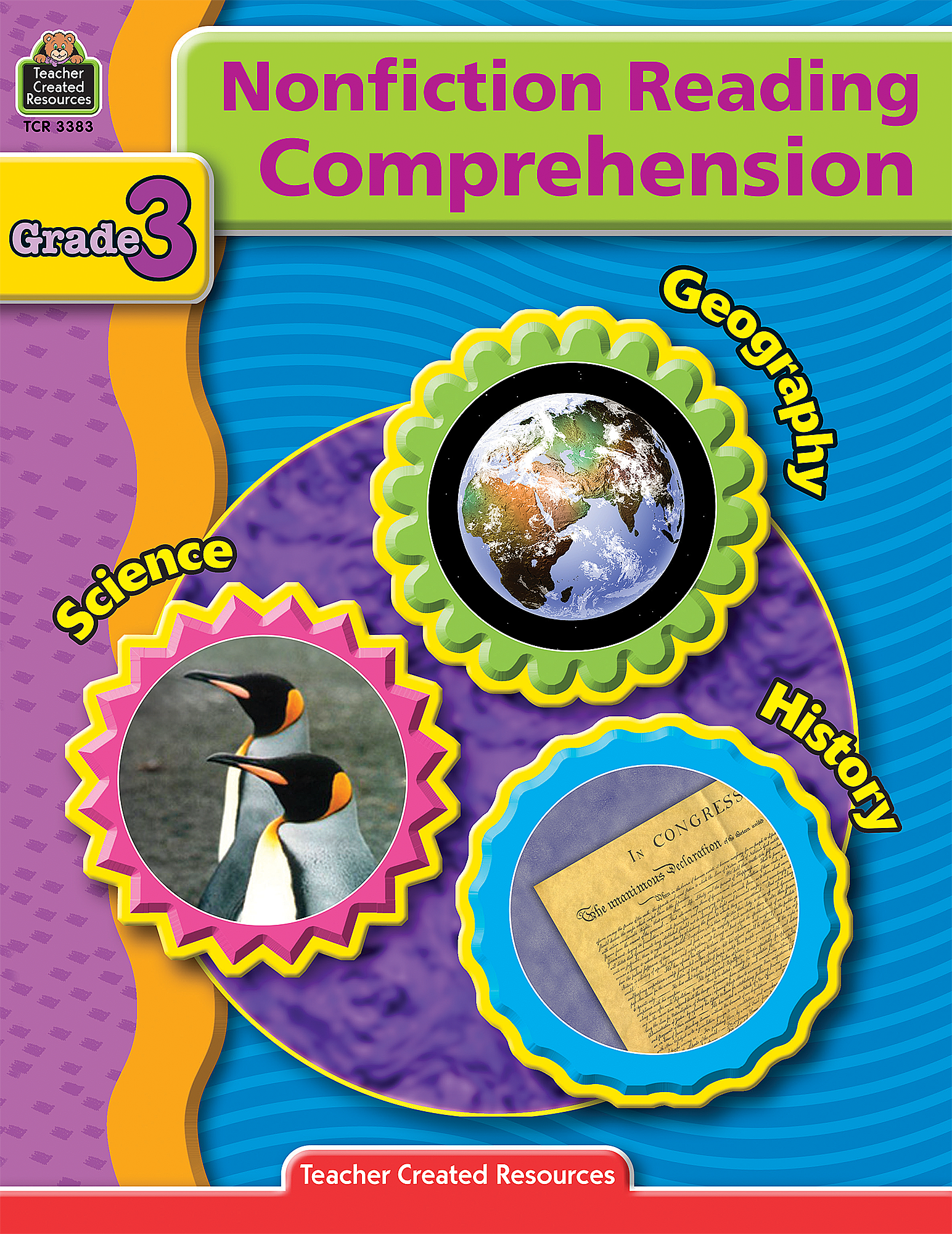Nonfiction Reading Comprehension Grade 3 Tcr3383