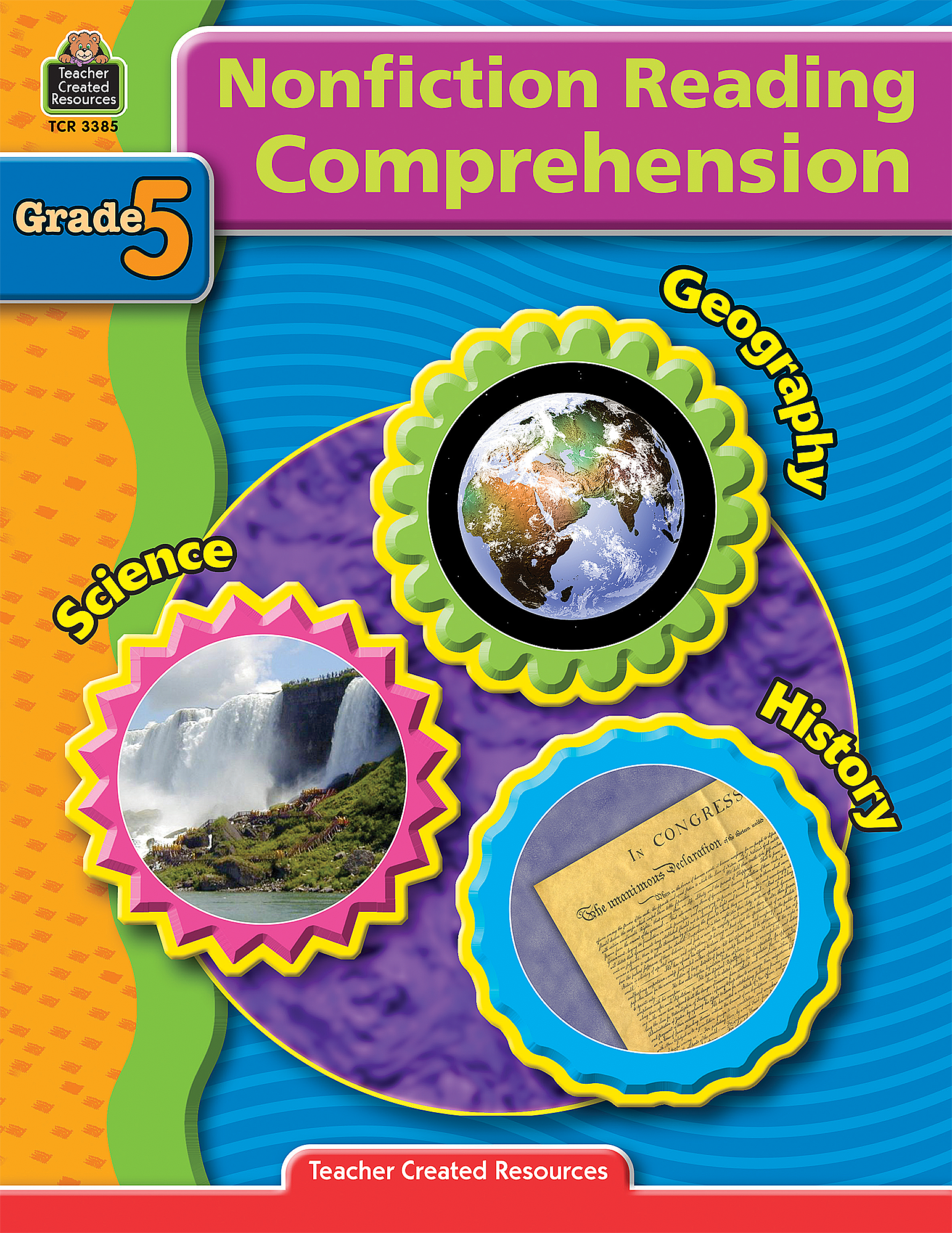 Nonfiction Reading Comprehension Grade 5 - TCR3385 ...