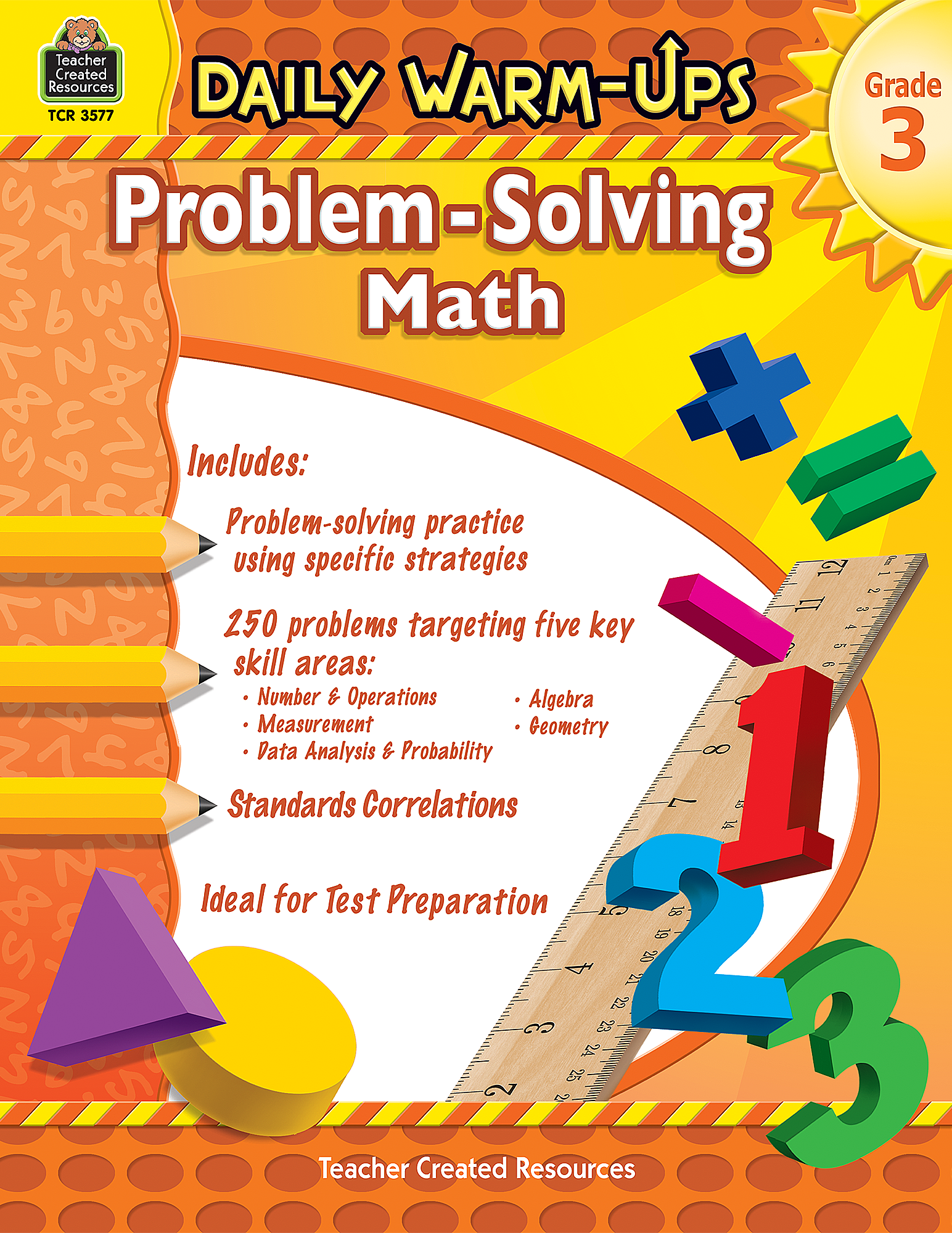 Worksheet Math Problem Solving For Grade 3 real world math problem solving grade 3 tcr8388 products 24 99 daily warm ups 3