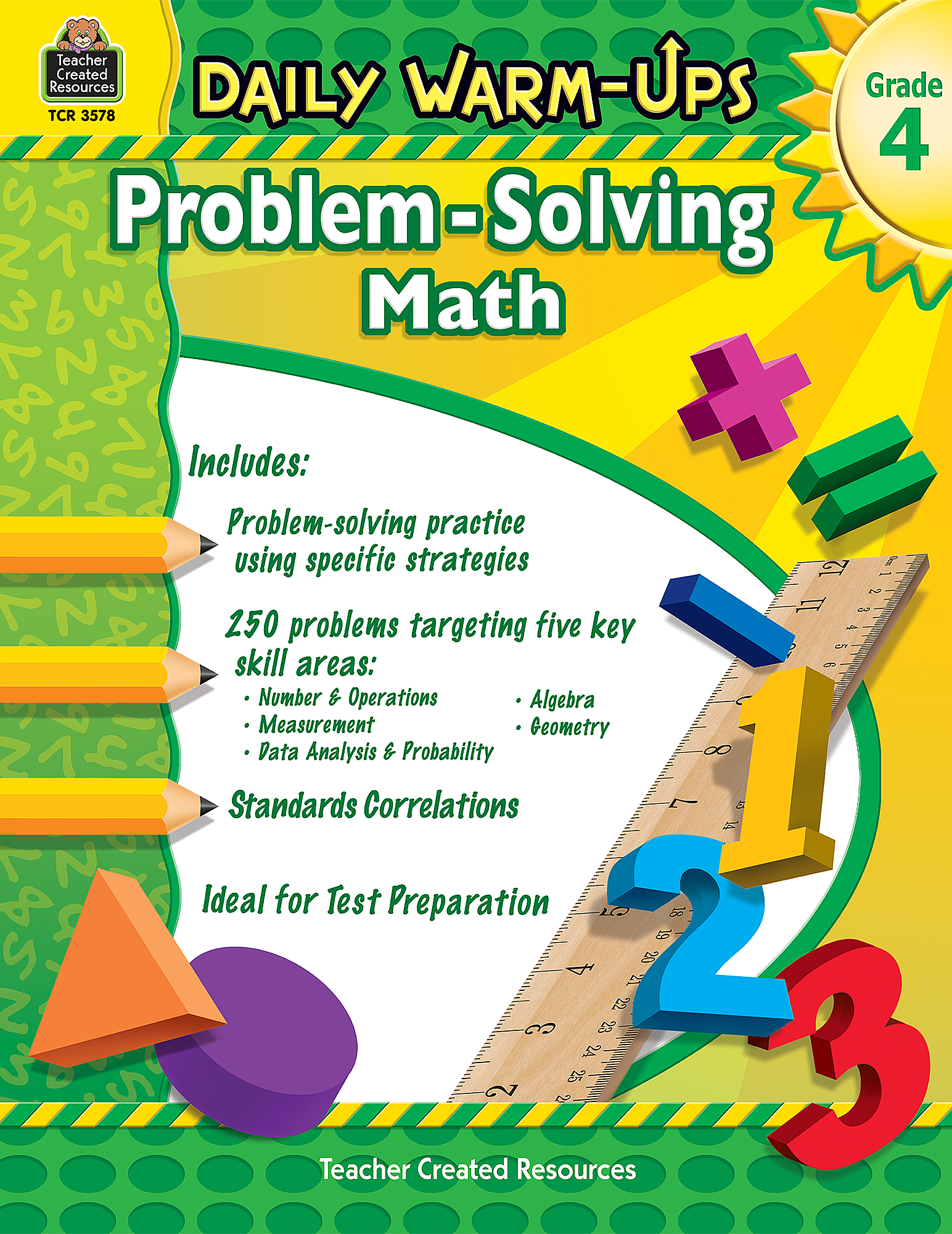 Worksheet Math Problem Solving Grade 3 daily warm ups problem solving math grade 3 tcr3577 products 18 99 4