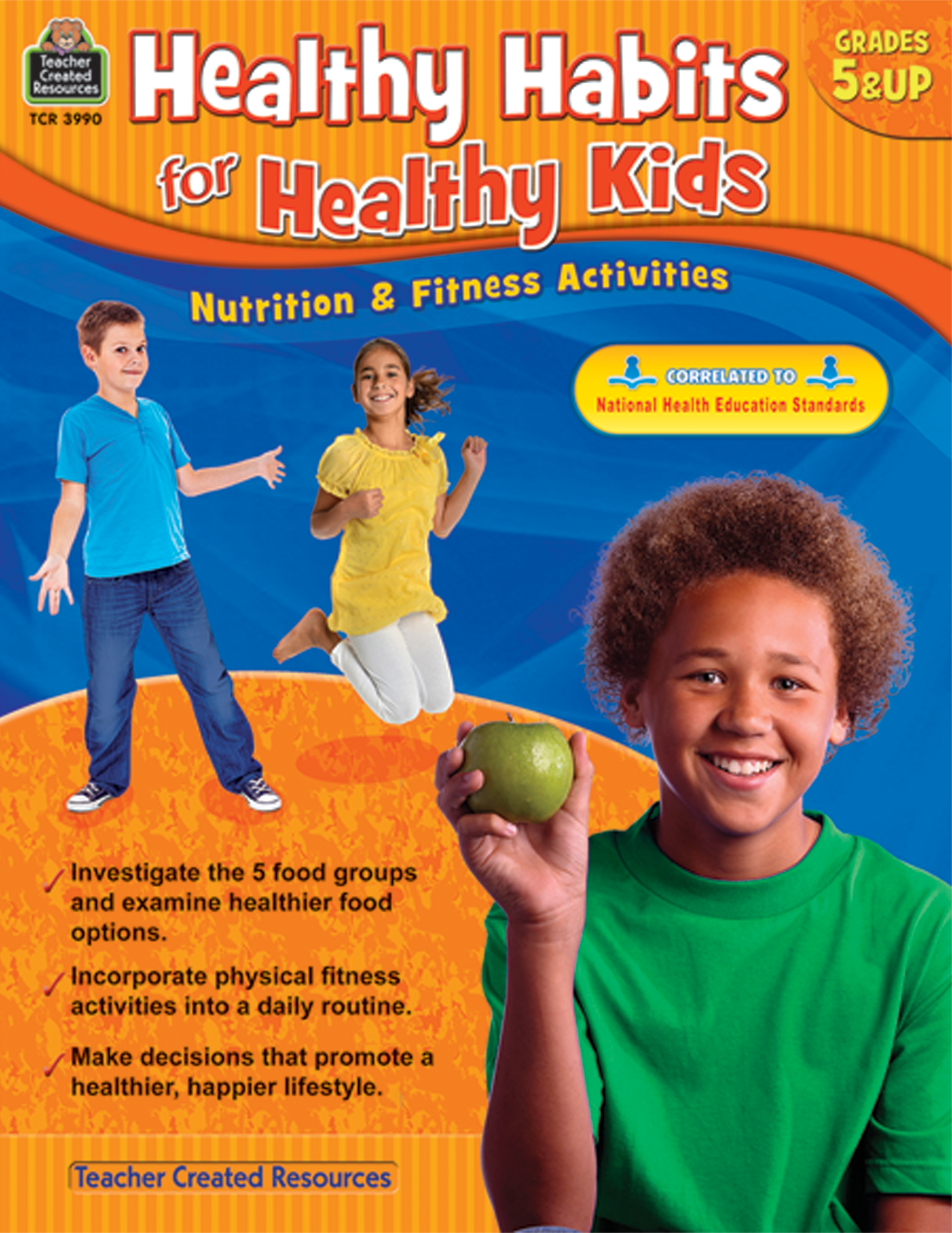 healthy kids Choose health la kids offers the following resources to families with children ages 0-5 to help build and maintain healthy lifestyles by making the healthy choice the easy choice.