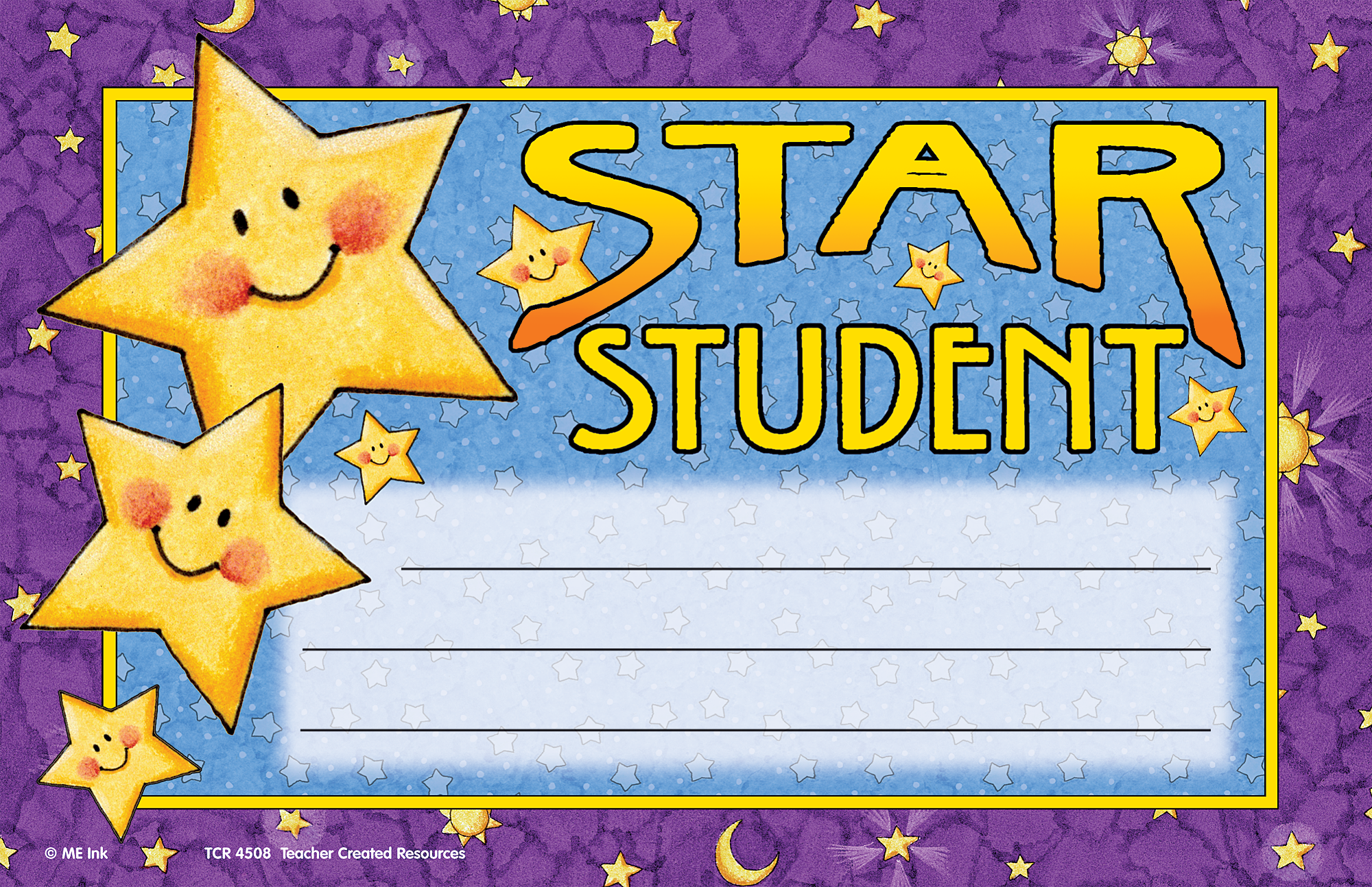 star student awards from mary engelbreit tcr4508 teacher created