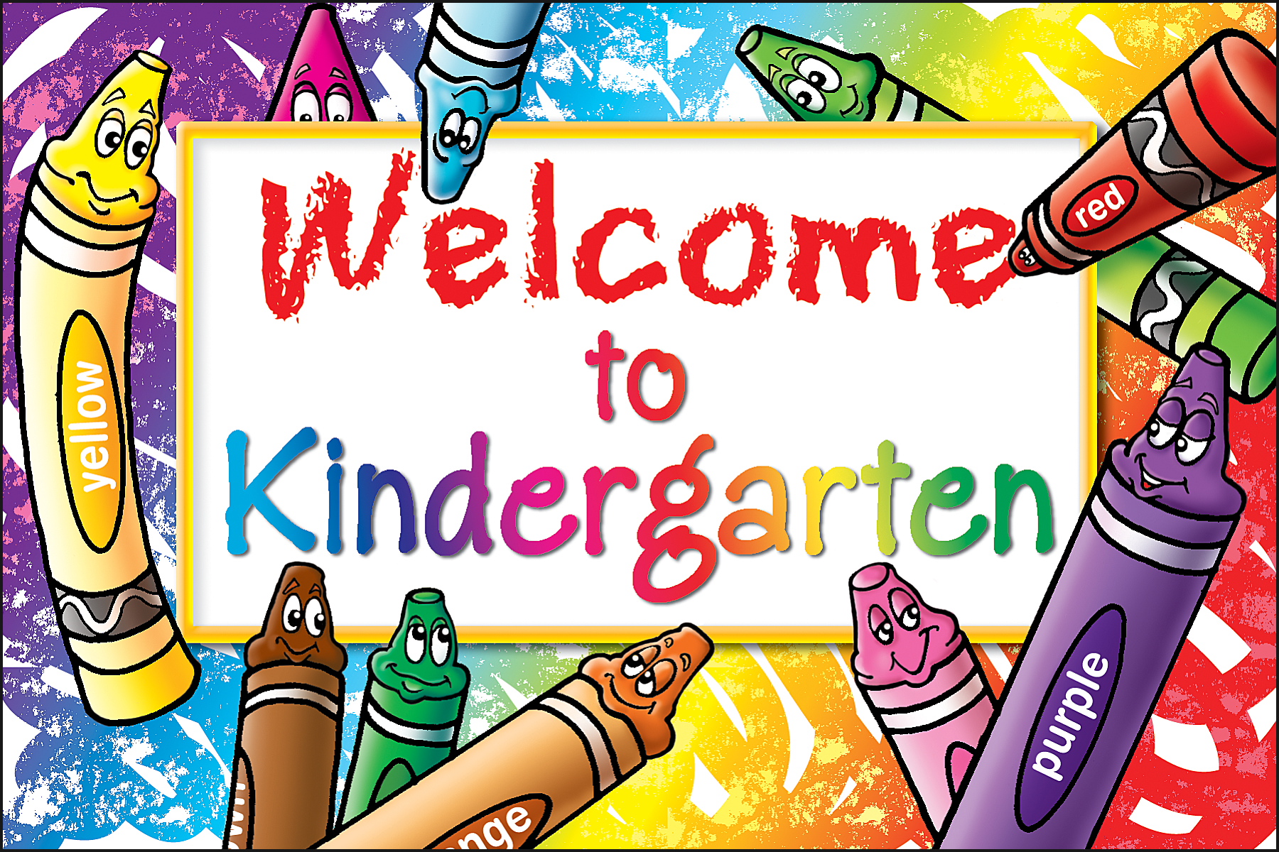 Image result for welcome to kindergarten clip art free