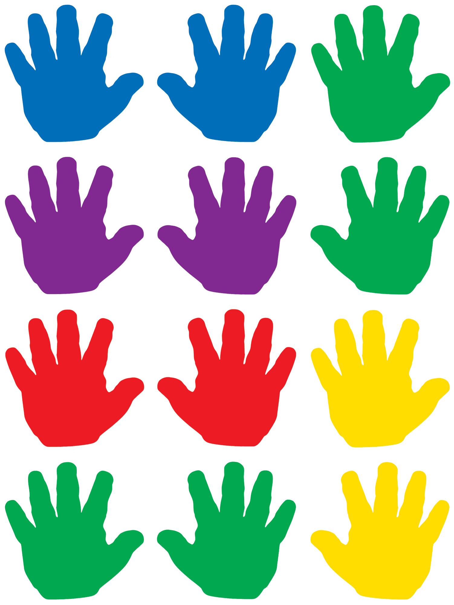 разноцветные ладони картинки сидели раскорячив ноги